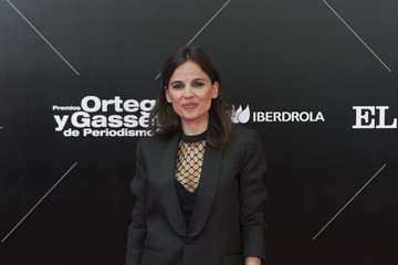 Elena Anaya Spanish Royals Attend 'Ortega Y Gasset' Awards 2016