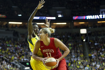 Elena Delle Donne WNBA Finals - Game Two