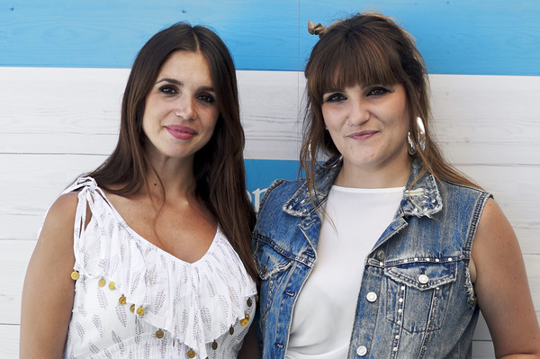 Rozalen And Elena Furiase Present 'Yo Soy Asi' Campaign In Madrid