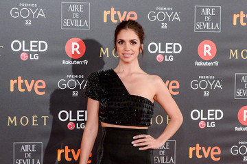 Elena Furiase Goya Cinema Awards 2018 - Red Carpet