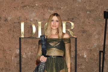 Elena Perminova Christian Dior Couture S/S20 Cruise Collection: Photocall