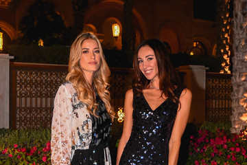 Elena Santarelli Tory Burch Dinner and After Party