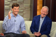 Eli Manning and Archie Manning Photos Photo