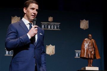 Eli Manning 6th Annual NFL Honors - Show