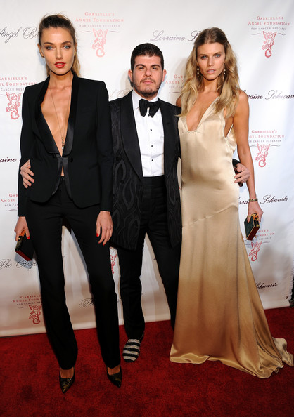 Arrivals at the Angel Ball in NYC