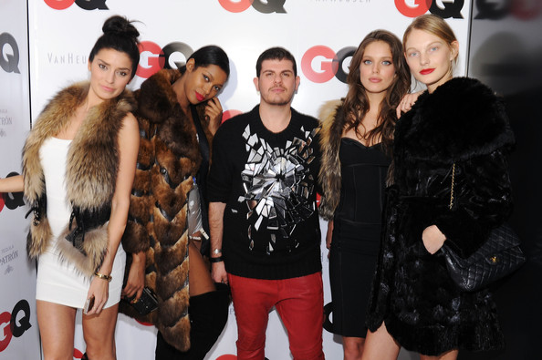 GQ Super Bowl Party 2014 Sponsored By Patron Tequila, Van Heusen, And Miller Fortune - Arrivals