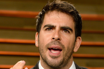 Eli Roth Stars at the Vanity Fair Oscar Party
