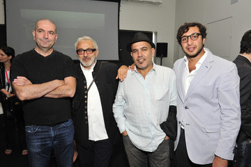 Elia Suleiman 2013 Toronto International Film Festival - Doha Film Institute Brunch