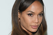 Joan Smalls attends the Elie Saab Haute Couture Spring/Summer 2020 show as part of Paris Fashion Week on January 22, 2020 in Paris, France.