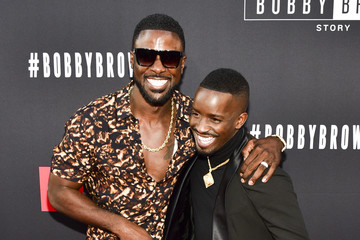 Elijah Kelley BET And Toyota Present The Premiere Screening Of 'The Bobby Brown Story' - Red Carpet