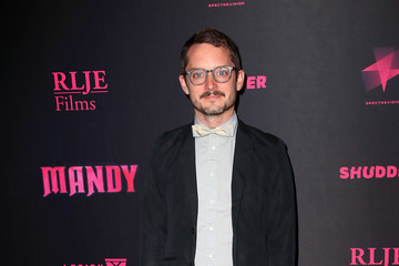 Elijah Wood Los Angeles Special Screening And Q&A Of 'Mandy' At Beyond Fest  - Arrivals