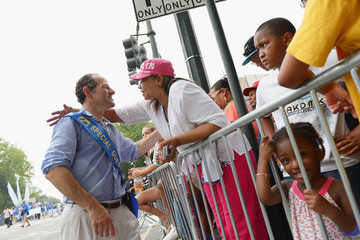 Eliot Spitzer Annual West Indian Day Parade Draws Crowds In Brooklyn