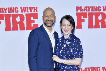 """Elisa Pugliese Paramount Pictures' """"Playing with Fire"""" US Premiere"""