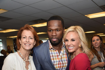 Elisabeth Hasselbeck Annual Charity Day Hosted By Cantor Fitzgerald And BGC - BGC Office - Inside