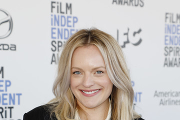 Elisabeth Moss American Airlines at The 2020 Film Independent Spirit Awards