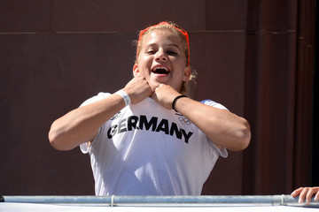 Elisabeth Seitz German Olympic Team Welcome Home Reception