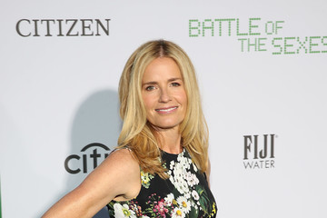 Elisabeth Shue FIJI Water at the 'Battle of the Sexes' Los Angeles Premiere