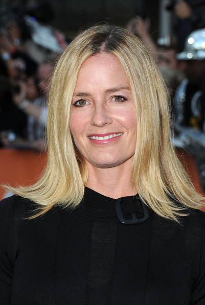 actress elisabeth shue arrives