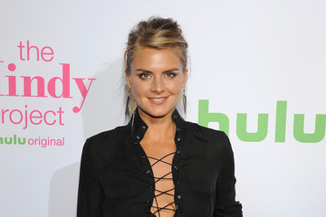 Eliza Coupe Hulu Original 'The Mindy Project' Season Four Premiere