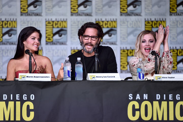 Eliza Taylor Comic-Con International 2016 - 'The 100' Special Video Presentation And Q&A