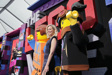 Elizabeth Banks Premiere Of Warner Bros. Pictures' 'The Lego Movie 2: The Second Part' - Red Carpet