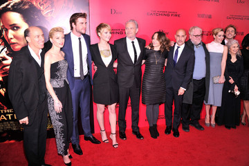 Elizabeth Banks Jennifer Lawrence 'The Hunger Games: Catching Fire' Premieres in NYC — Part 3