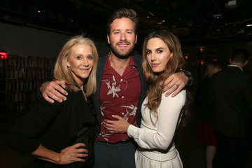 Elizabeth Chambers Premiere Of A24's 'Free Fire' - After Party