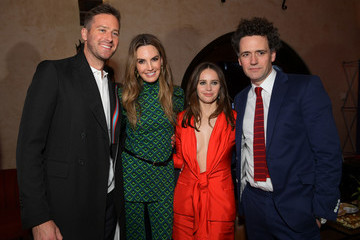 Elizabeth Chambers AFI FEST 2018 Presented By Audi - Opening Night World Premiere Gala Screening Of 'On The Basis Of Sex' - After Party