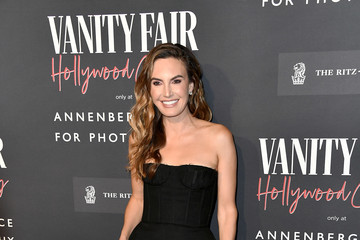 Elizabeth Chambers Vanity Fair: Hollywood Calling - The Stars, The Parties And The Power Brokers - Arrivals