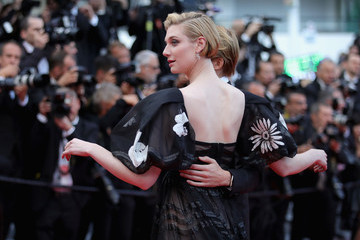 Elizabeth Debicki 'Solo: A Star Wars Story' Red Carpet Arrivals - The 71st Annual Cannes Film Festival