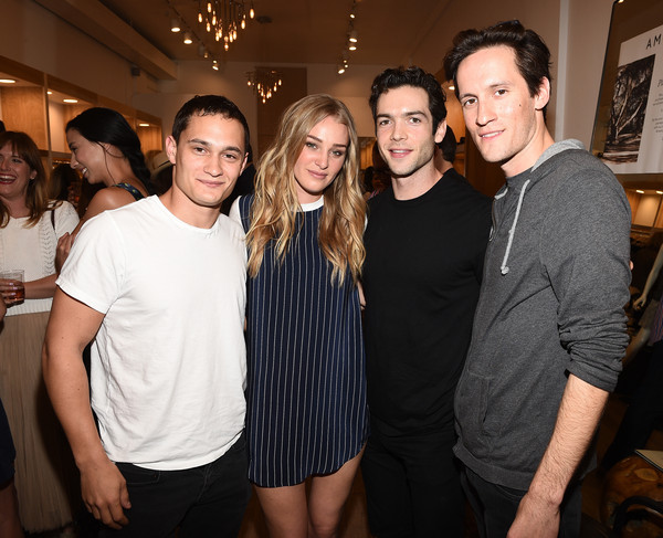 Amour Vert x Switch Boutique [event,fashion,fun,party,smile,leisure,crowd,switch boutique,swith boutique,beverly hills,california,celebration,rafi gavron,amour vert,guest,ethan peck,elizabeth gilpin]