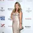 Elizabeth Harnois Celebs at the Maxim Hot 100 Party