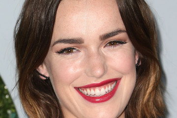 Elizabeth Henstridge Arrivals at the GQ Men of the Year Party