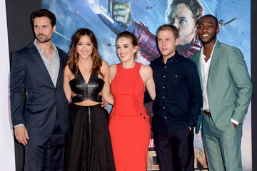 Elizabeth Henstridge 'Guardians of the Galaxy' Premieres in Hollywood — Part 3