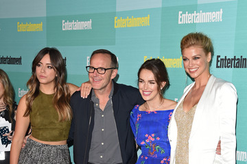 Elizabeth Henstridge Entertainment Weekly Hosts its Annual Comic-Con Party at FLOAT at the Hard Rock Hotel