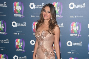 Elizabeth Hurley 'The Band' Charity Gala Performance - Red Carpet Arrivals