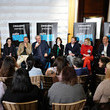 Elizabeth McGovern SiriusXM Town Hall Special With The Cast Of Downton Abbey