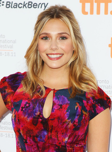 "Elizabeth Olsen Actress Elizabeth Olsen attends the ""Martha Marcy May Marlene"" premiere at Ryerson Theatre during the 2011 Toronto International Film Festival on September 11, 2011 in Toronto, Canada."