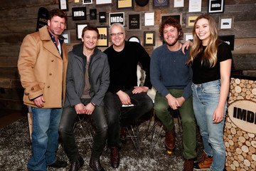 Elizabeth Olsen The IMDb Studio at the 2017 Sundance Film Festival Featuring the Filmmaker Discovery Lounge, Presented by Amazon Video Direct: Day Three - 2017 Park City