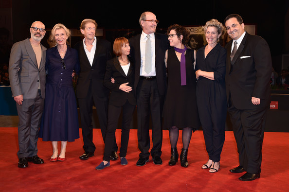 'Olive Kitteridge' Premieres in Venice