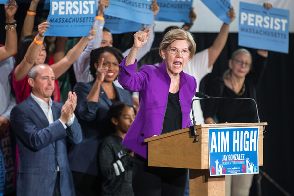Elizabeth Warren Photos - 25 of 611