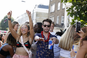 Ella Eyre Red Bull Music Academy at Notting Hill Carnival - Day 2