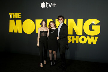 "Ella Hunt Apple's ""The Morning Show"" Global Premiere"