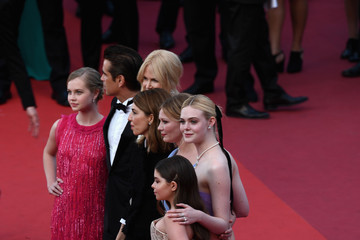 Elle Fanning Sofia Coppola The 'Beguiled' Screening at the 70th Annual Cannes Film Festival