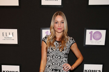 Katrina Bowden Elle Runway Collection By KOHL's - Front Row - Style360 Spring 2015