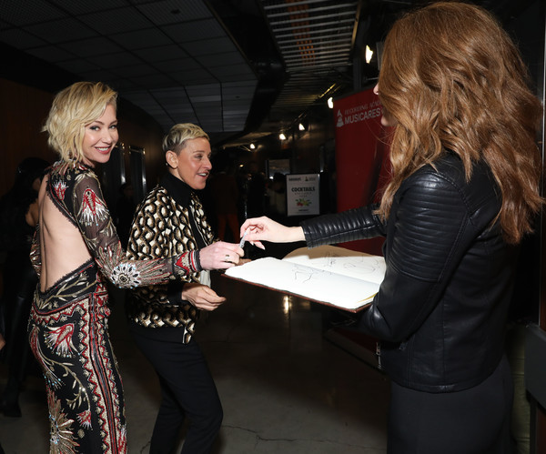 62nd Annual GRAMMY Awards - GRAMMY Charities Signings Day 4
