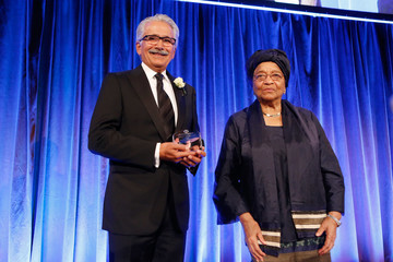 Ellen Johnson Sirleaf The Africa-America Institute Hosts 2016 Annual Awards Gala