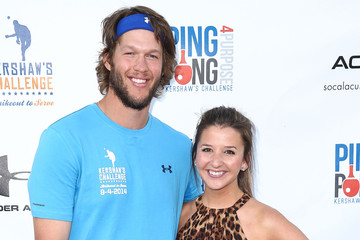 "Ellen Kershaw Clayton Kershaw's 2nd Annual Ping Pong 4 Purpose Charity Event Benefiting ""Kershaw's Challenge"" - Arrivals"