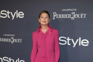 Ellen Pompeo FIJI Water At The 2017 InStyle Awards