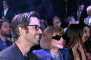 Will Welch and Anna Wintour attend the Ellie Awards 2019 at Brooklyn Steel on March 14, 2019 in New York City.